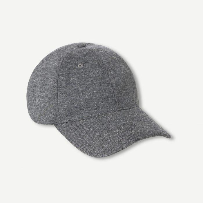 Aribo Cap Dark Grey Mel